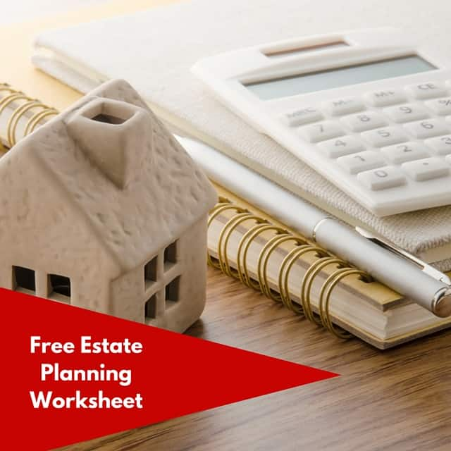 Download a Free Georgia Estate Planning Worksheet – Estate Planning Worksheet